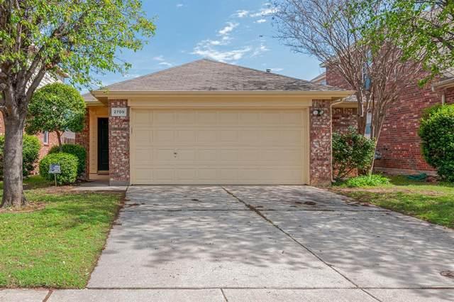 2709 Lynx Lane, Fort Worth, TX 76244 (MLS #14314480) :: Justin Bassett Realty