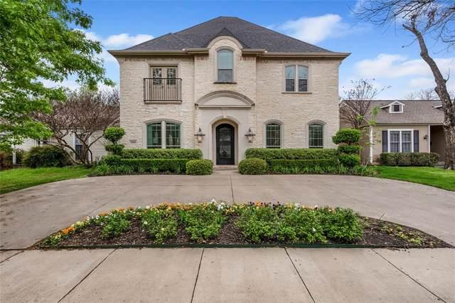 5101 Stanford Avenue, Dallas, TX 75209 (MLS #14314513) :: HergGroup Dallas-Fort Worth