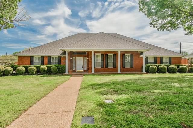 5405 Birch Court, Colleyville, TX 76034 (MLS #14314526) :: Team Hodnett