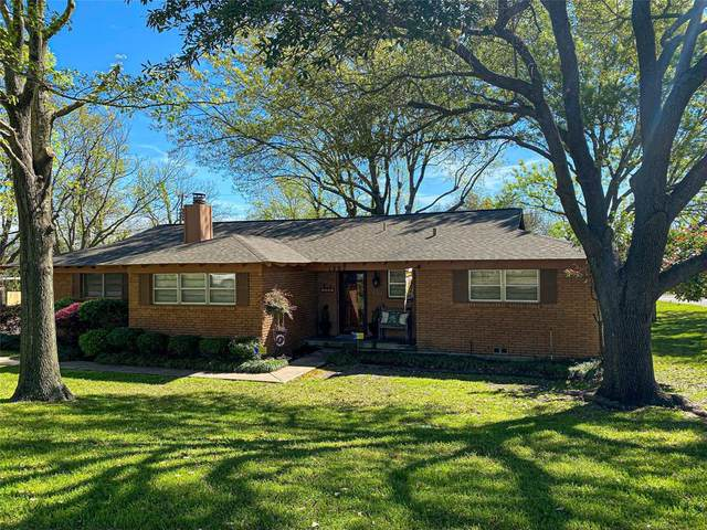 1307 S Stratton Street S, Decatur, TX 76234 (MLS #14314528) :: The Good Home Team