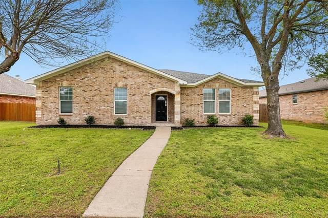 5310 Oceanport Drive, Garland, TX 75043 (MLS #14314534) :: Team Tiller
