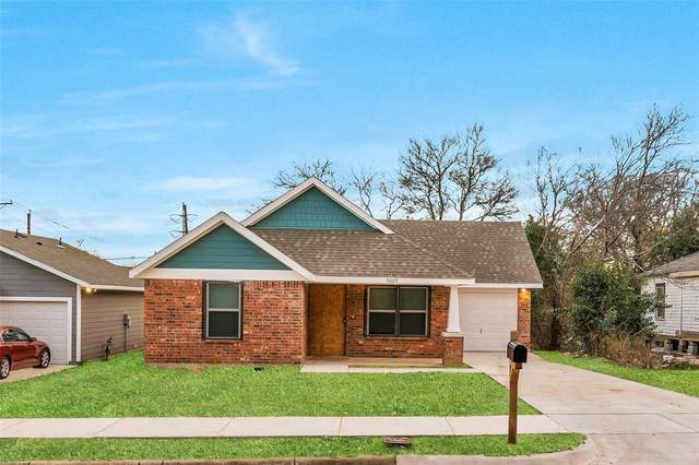 1254 E Morphy Street, Fort Worth, TX 76104 (MLS #14314541) :: North Texas Team | RE/MAX Lifestyle Property