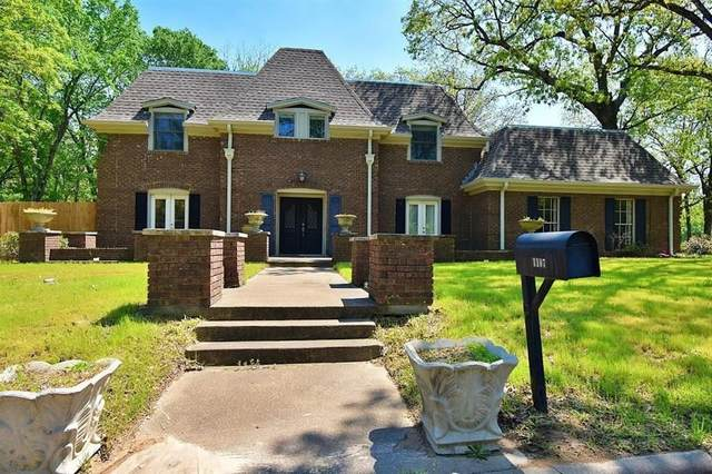 1107 Bel Air Drive, Athens, TX 75751 (MLS #14314553) :: The Chad Smith Team