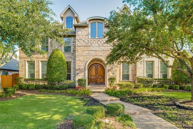 1107 Italy Drive, Allen, TX 75013 (MLS #14314559) :: The Kimberly Davis Group