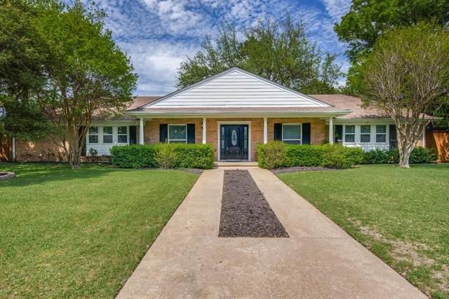 4147 Willow Ridge Drive, Dallas, TX 75244 (MLS #14314582) :: The Kimberly Davis Group