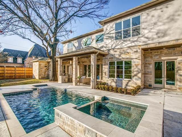 6706 Lakehurst Avenue, Dallas, TX 75230 (MLS #14314585) :: HergGroup Dallas-Fort Worth