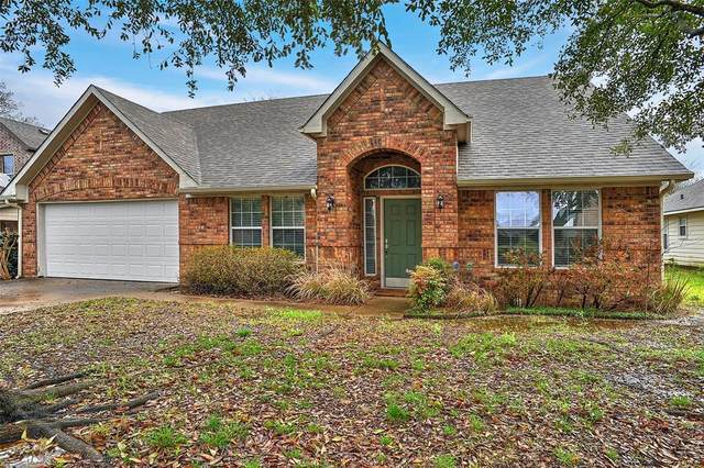 1709 Fairway Drive, Sherman, TX 75090 (MLS #14314586) :: The Chad Smith Team