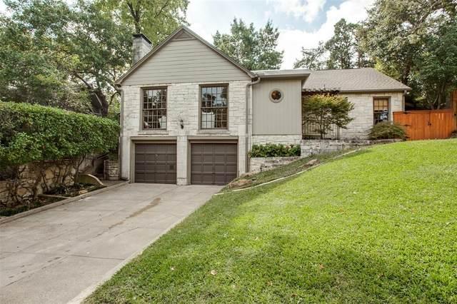 416 Allison Drive, Dallas, TX 75208 (MLS #14314603) :: The Good Home Team