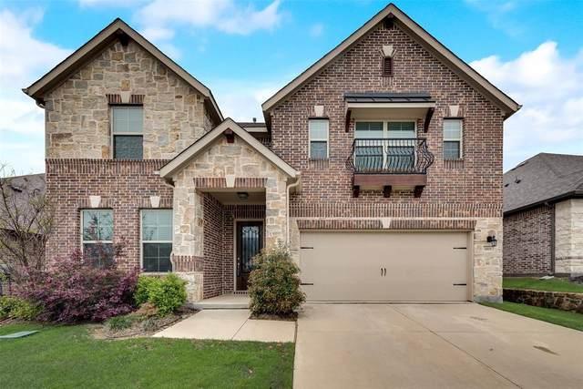 1419 Tumbleweed Trail, Northlake, TX 76226 (MLS #14314630) :: Justin Bassett Realty