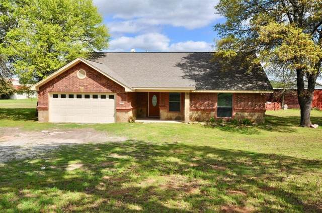 1138 Harmony Circle, Weatherford, TX 76087 (MLS #14314641) :: The Mitchell Group