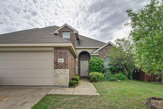 4023 Eric Drive, Heartland, TX 75126 (MLS #14314649) :: All Cities USA Realty