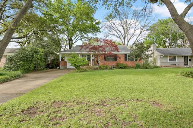 3849 Dunhaven Road, Dallas, TX 75220 (MLS #14314655) :: The Good Home Team