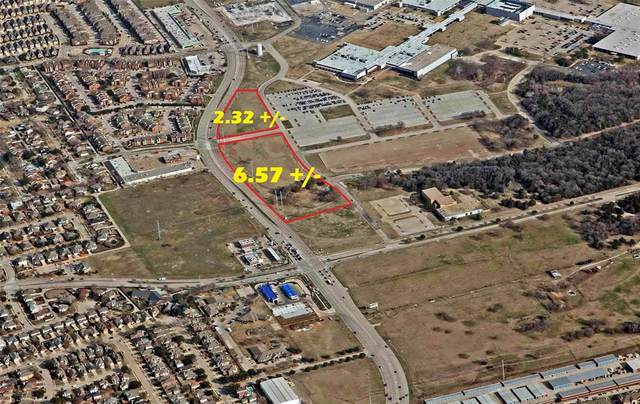 550 W Round Grove Road, Lewisville, TX 75067 (MLS #14314658) :: The Chad Smith Team