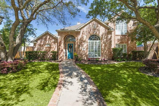 3729 Southport Drive, Plano, TX 75025 (MLS #14314668) :: The Hornburg Real Estate Group