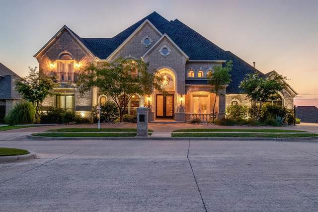 602 Promontory Drive, Keller, TX 76248 (MLS #14314671) :: Frankie Arthur Real Estate