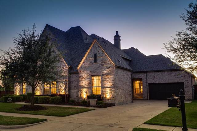 7704 Bowmare, The Colony, TX 75056 (MLS #14314679) :: Hargrove Realty Group