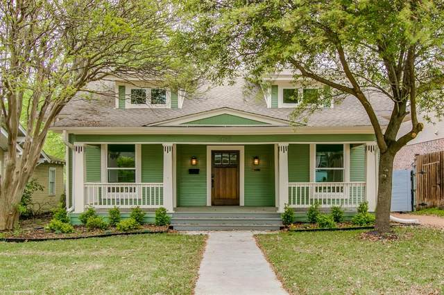 5621 Richard Avenue, Dallas, TX 75206 (MLS #14314687) :: The Mitchell Group