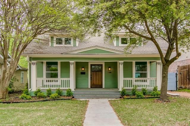 5621 Richard Avenue, Dallas, TX 75206 (MLS #14314687) :: Robbins Real Estate Group