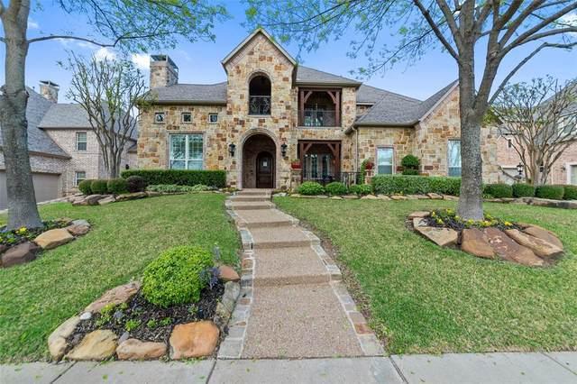 3308 Cedar Bluff Drive, Mckinney, TX 75072 (MLS #14314688) :: The Good Home Team