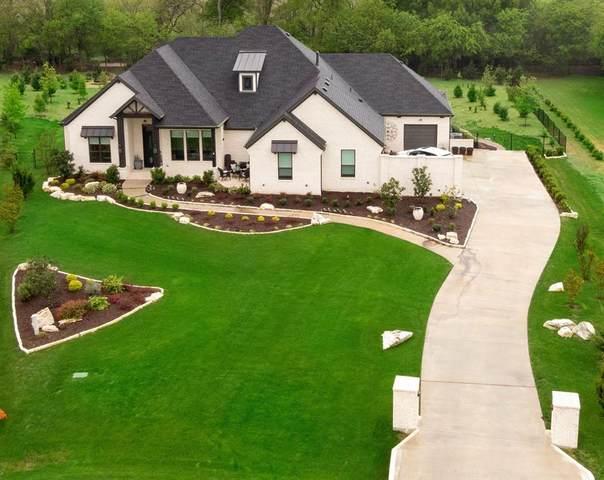 4522 Lake Breeze Drive, Mckinney, TX 75071 (MLS #14314695) :: Team Hodnett