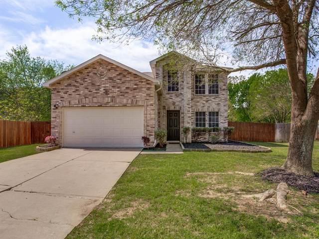 9308 Seven Oaks Lane, Denton, TX 76210 (MLS #14314705) :: Trinity Premier Properties