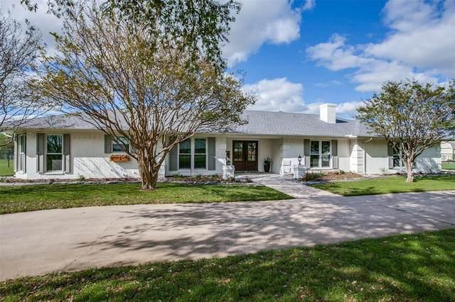 8902 Prestonview Drive, Prosper, TX 75078 (MLS #14314715) :: The Good Home Team