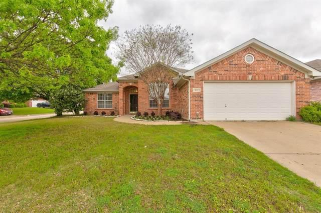 1601 Crestmeadow Lane, Mansfield, TX 76063 (MLS #14314739) :: The Good Home Team