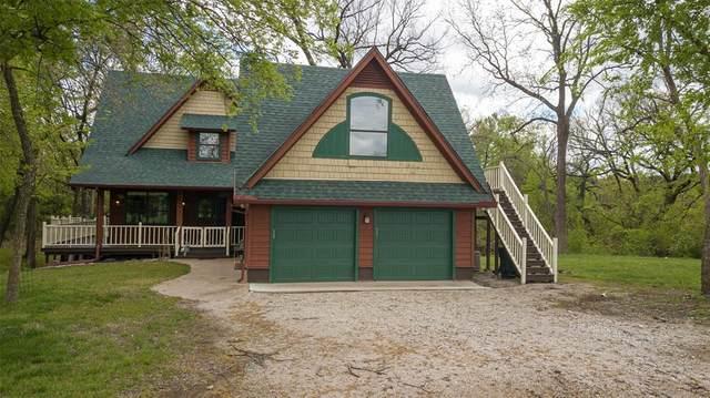 293 Deer Valley Road, Weatherford, TX 76085 (MLS #14314751) :: Trinity Premier Properties