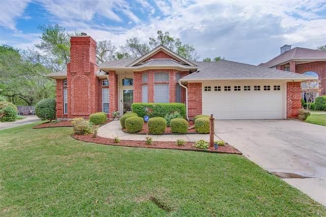 4501 Oak Club Drive, Arlington, TX 76017 (MLS #14314755) :: The Kimberly Davis Group