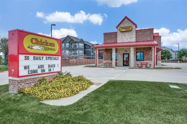 3806 Main Street, The Colony, TX 75056 (MLS #14314768) :: The Kimberly Davis Group