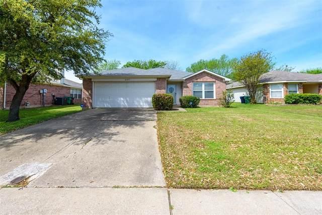 2213 Lookout Lane, Denton, TX 76207 (MLS #14314794) :: The Hornburg Real Estate Group