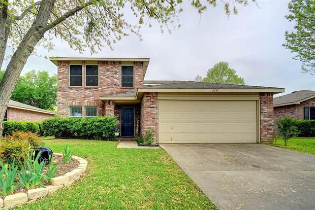 4413 Courtside Drive, Mckinney, TX 75070 (MLS #14314844) :: The Good Home Team