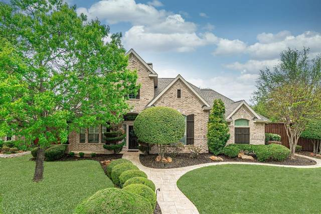 2137 Channel Islands Drive, Allen, TX 75013 (MLS #14314848) :: Hargrove Realty Group