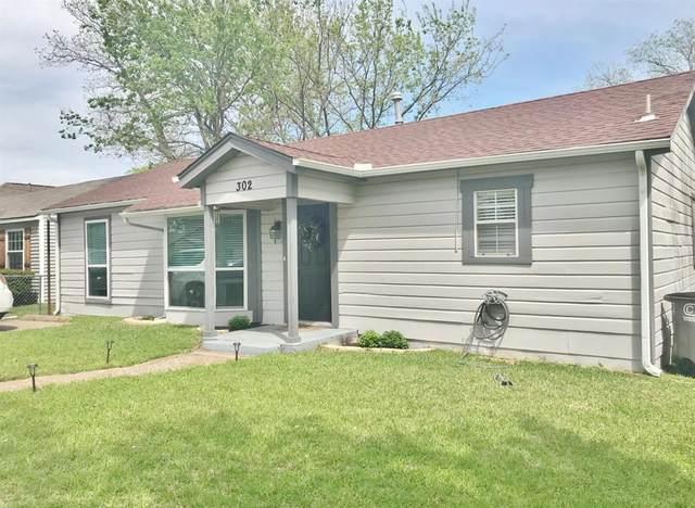 302 N 1st Street, Wylie, TX 75098 (MLS #14314852) :: Tenesha Lusk Realty Group