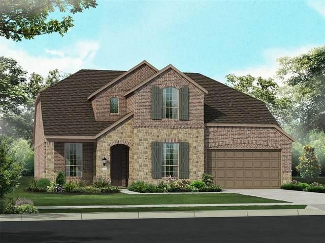 1313 Hickory Woods Way, Wylie, TX 75098 (MLS #14314853) :: RE/MAX Landmark