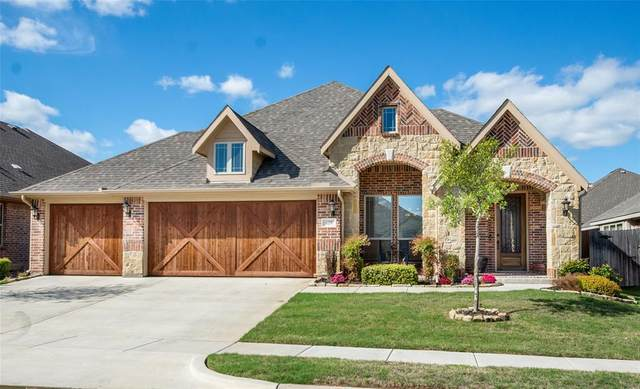 629 Yucca Court, Aledo, TX 76008 (MLS #14314857) :: All Cities USA Realty