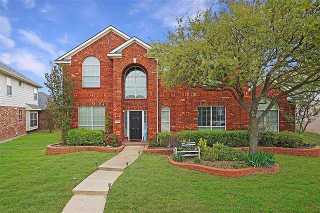5709 Oldham Drive, Mckinney, TX 75070 (MLS #14314874) :: The Good Home Team