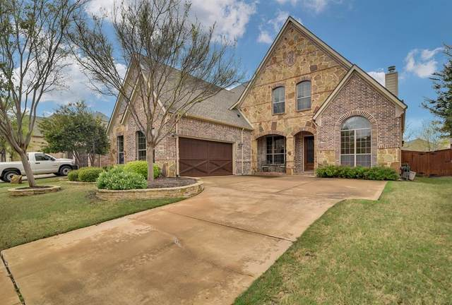 921 Ethan Road, Argyle, TX 76226 (MLS #14314882) :: Team Hodnett