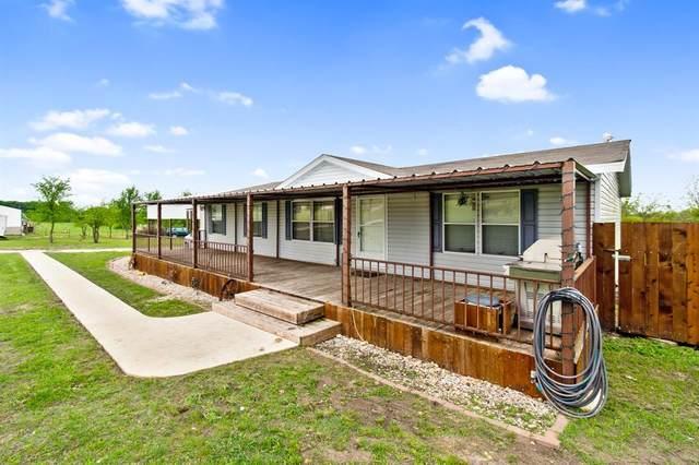 233 Denton Heights Lane, Weatherford, TX 76085 (MLS #14314883) :: Post Oak Realty