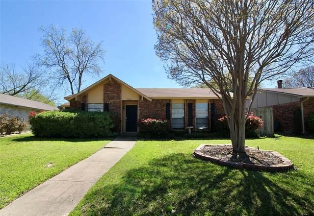 9010 Westfield Drive, Rowlett, TX 75088 (MLS #14314885) :: RE/MAX Landmark