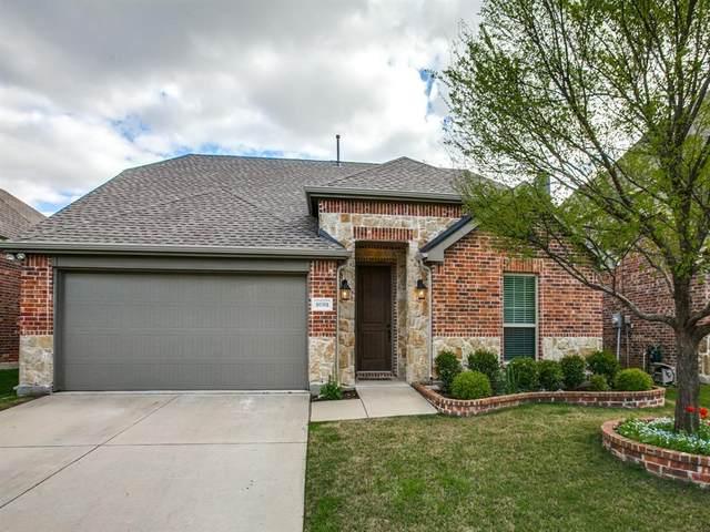 10301 Paul Revere Way, Mckinney, TX 75072 (MLS #14314888) :: The Good Home Team