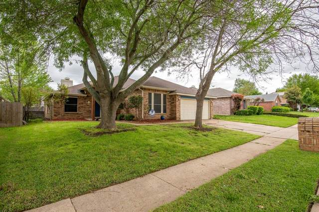 6607 Towerwood Drive, Arlington, TX 76001 (MLS #14314890) :: The Good Home Team