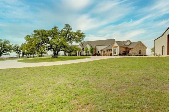 9895 Old Agnes Road, Springtown, TX 76082 (MLS #14314892) :: Trinity Premier Properties