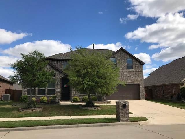 5721 Tawakoni Drive, Denton, TX 76226 (MLS #14314896) :: The Good Home Team