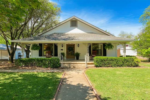 911 E Franklin Street, Hillsboro, TX 76645 (MLS #14314898) :: RE/MAX Landmark