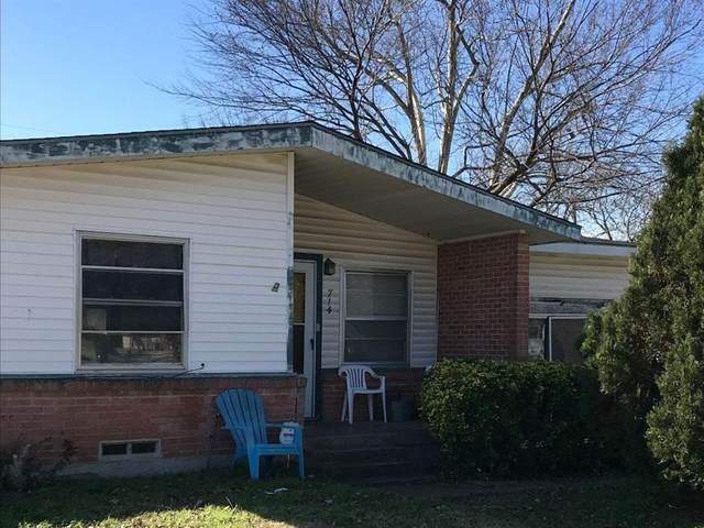 714 Carswell Terrace, Arlington, TX 76010 (MLS #14314899) :: The Good Home Team