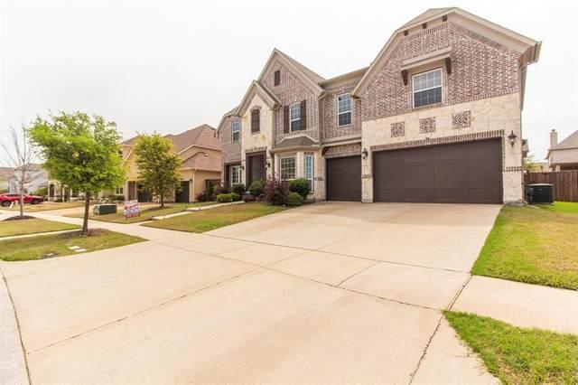 13223 Ignatius Drive, Frisco, TX 75035 (MLS #14314901) :: The Kimberly Davis Group