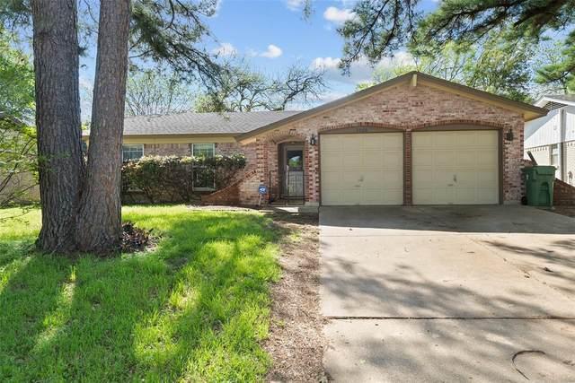 2506 Kingston Street, Arlington, TX 76015 (MLS #14314904) :: The Good Home Team