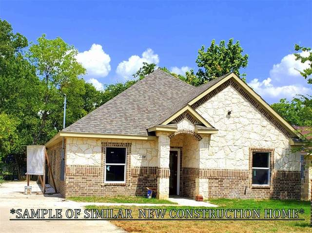 3921 Maryland Avenue, Dallas, TX 75216 (MLS #14314906) :: The Good Home Team
