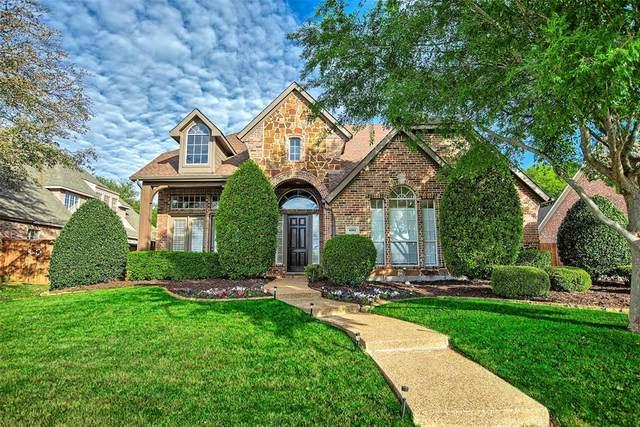 4261 Hunt Drive, Carrollton, TX 75010 (MLS #14314909) :: The Kimberly Davis Group